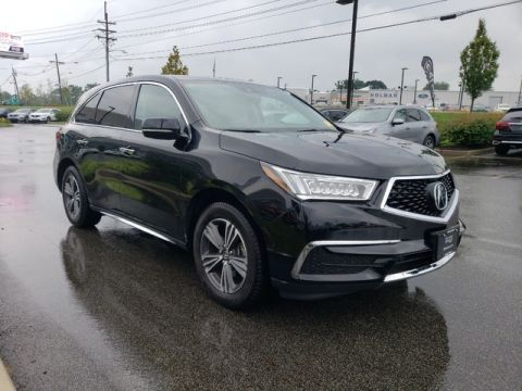 Pre-Owned 2017 Acura MDX AWD