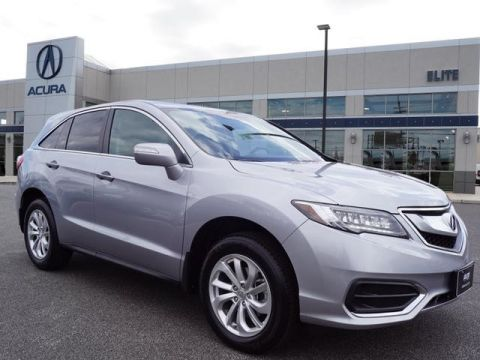 Certified Pre-Owned 2017 Acura RDX Base SUV