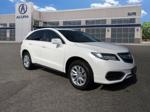 Certified Pre-Owned 2017 Acura RDX AWD with AcuraWatch Plus