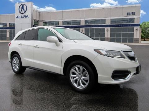 Certified Pre-Owned 2018 Acura RDX w/Technology Pkg