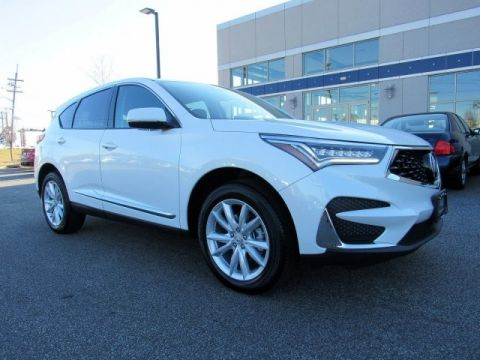 Certified Pre-Owned 2020 Acura RDX Base SUV - In-Stock
