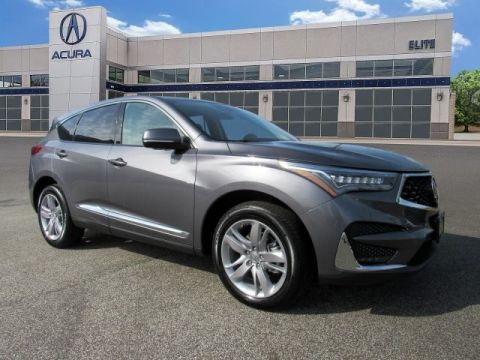 Certified Pre-Owned 2019 Acura RDX with Advance Package SUV - In-Stock