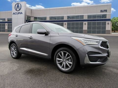 Certified Pre-Owned 2020 Acura RDX SH-AWD with Technology Package SUV - In-Stock