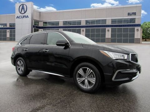 Certified Pre-Owned 2020 Acura MDX SH-AWD SUV - In-Stock