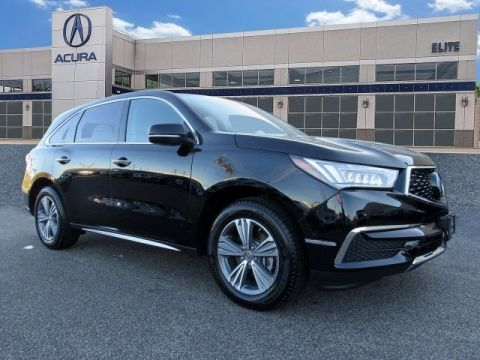 Certified Pre-Owned 2020 Acura MDX SH-AWD SUV