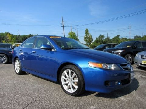 Pre-Owned 2006 Acura TSX Navi