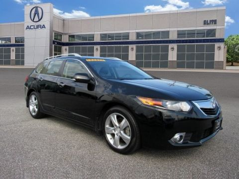 Pre-Owned 2014 Acura TSX Sport Wagon FWD