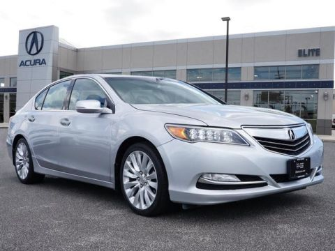 Certified Pre-Owned 2014 Acura RLX with Technology Package Sedan